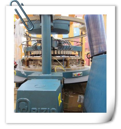 意大利旧针织机进口清关